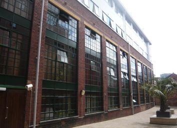 Thumbnail 2 bed flat to rent in Derwent Foundry, St Pauls Square, Birmingham