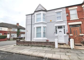 3 bed end terrace house for sale in Nelville Road, Walton, Liverpool L9