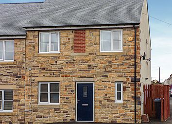 Thumbnail 4 bedroom semi-detached house for sale in Front Street, Dipton, Stanley