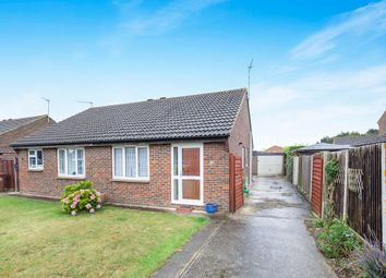 Thumbnail 2 bed semi-detached bungalow for sale in Osprey Gardens, Bognor Regis