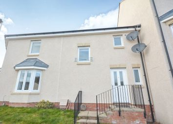 Thumbnail 3 bedroom terraced house for sale in Wester Kippielaw Grove, Dalkeith