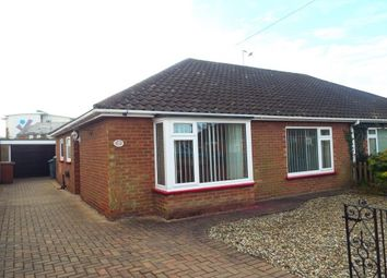 Thumbnail 2 bedroom bungalow to rent in Leveson Road, Sprowston, Norwich