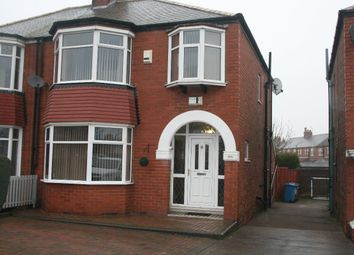 Thumbnail 3 bed semi-detached house to rent in Cottingham Road, Hull