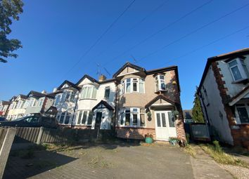 Bridgwater Drive, Westcliff-On-Sea SS0. 3 bed semi-detached house
