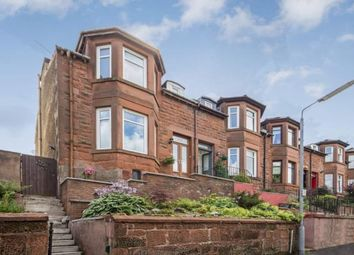 Thumbnail 3 bedroom end terrace house for sale in Norfield Drive, Glasgow, Lanarkshire, .