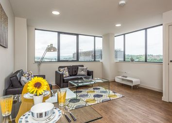 Thumbnail 1 bed flat for sale in Queen Street, Sheffield