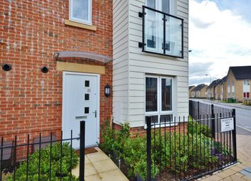 Thumbnail 1 bed flat for sale in Blackthorn Road, Didcot