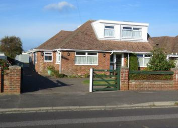 Thumbnail 5 bed property for sale in Sandy Point Road, Hayling Island