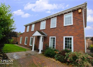 Thumbnail 4 bed detached house for sale in Bailey Court, Radcliffe-On-Trent, Nottingham