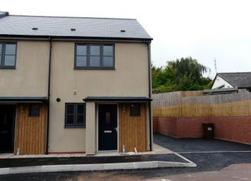 Thumbnail 2 bed semi-detached house to rent in Perreyman Square, Tiverton