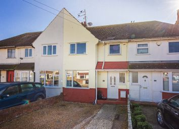 Thumbnail 3 bed terraced house for sale in West Way, Lancing