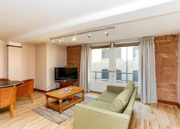 Thumbnail 1 bed flat to rent in Dockhead Wharf, Shad Thames, London