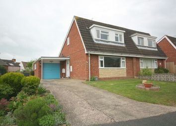Thumbnail 3 bed semi-detached house for sale in St. Bernard Drive, Malvern