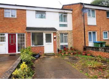 Thumbnail 2 bed terraced house for sale in Caistor Close, Lordshill, Southampton