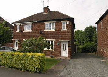 Thumbnail 2 bedroom semi-detached house for sale in The Straits, Dudley
