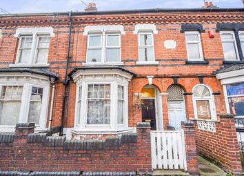 Thumbnail 3 bedroom terraced house for sale in Cambridge Street, Leicester