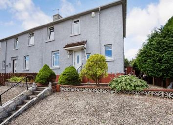 Thumbnail 2 bed semi-detached house for sale in Borgie Crescent, Cambuslang, Glasgow, South Lanarkshire