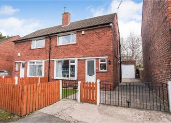 Thumbnail 2 bed semi-detached house for sale in Lawson Street, Carlisle