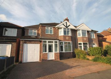 Thumbnail 4 bed semi-detached house for sale in Franklyn Avenue, Urmston, Manchester