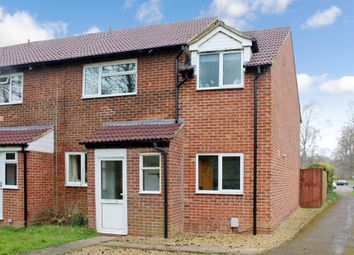 Thumbnail 3 bedroom semi-detached house for sale in Lambourn Place, Lambourn, Hungerford