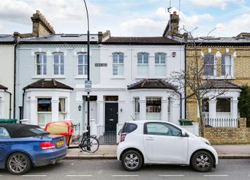 Thumbnail 3 bed terraced house for sale in Filmer Road, Fulham, London