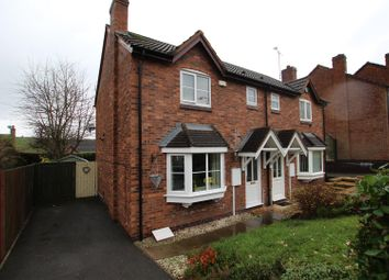 Thumbnail 3 bed semi-detached house for sale in Best Avenue, Stapenhill, Burton-On-Trent