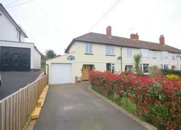 Thumbnail 3 bed semi-detached house for sale in Whitworth Road, Minehead