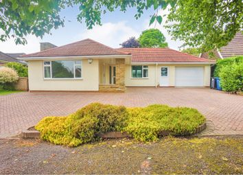 Thumbnail 3 bed detached bungalow for sale in Orchard Close, Scothern, Lincoln