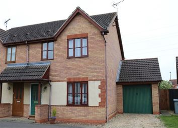 Thumbnail 3 bed semi-detached house for sale in 3 Wordsworth Grove, Bourne, Lincs