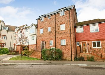 Thumbnail 2 bed flat for sale in 23 Tekram Close, Edenbridge, Kent