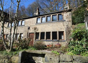 Thumbnail 2 bed detached house for sale in Green Springs, Hebden Bridge, West Yorkshire