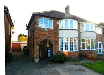 Thumbnail 3 bed semi-detached house for sale in Mullensgrove Road, Kingshurst, Birmingham