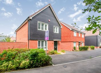 Hadaway Road, Maidstone ME17. 4 bed detached house