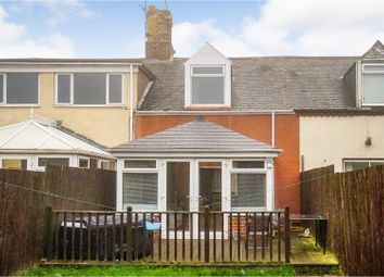 Thumbnail 2 bed terraced house for sale in Hill Street, Sunderland