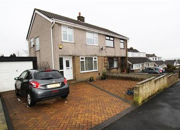 Thumbnail 3 bedroom semi-detached house for sale in Heathmoor Way, Illingworth, Halifax