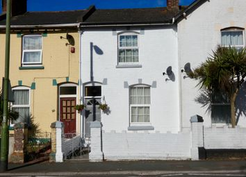Thumbnail 2 bedroom terraced house for sale in Lymington Road, Torquay