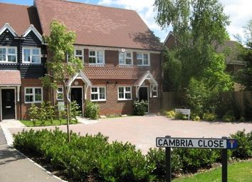 Thumbnail 2 bed semi-detached house to rent in Cambria Close, Partridge Green, Horsham