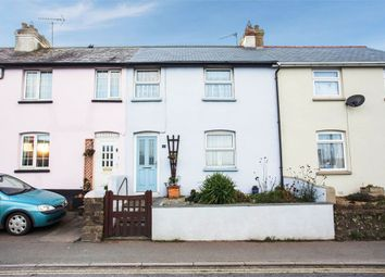 Thumbnail 3 bed terraced house for sale in Hillhead, Stratton, Bude, Cornwall