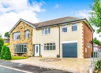 Thumbnail 5 bedroom detached house for sale in Rosegarth Avenue, Holmfirth