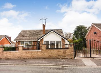 Thumbnail 3 bed detached bungalow for sale in Greenfield Road, Hemsworth, Pontefract