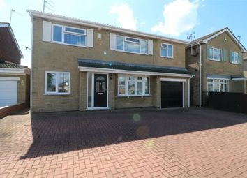 Thumbnail 3 bed detached house for sale in Goodison Boulevard, Cantley, Doncaster, South Yorkshire