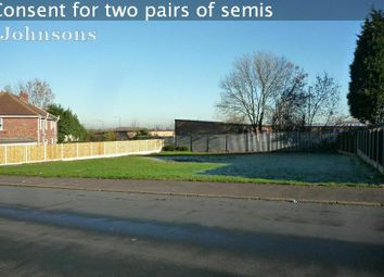 Thumbnail Land for sale in 8 - 10 North Street, Edlington, Doncaster.