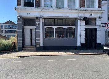 37 - 39, Guildford Street, Luton LU1. Restaurant/cafe to let