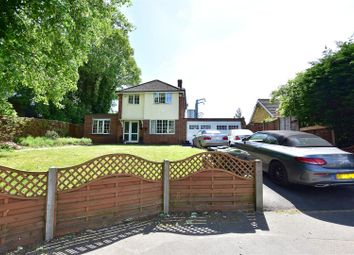 Thumbnail 3 bed detached house for sale in Station Road, Aylesford