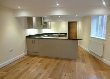 Thumbnail 2 bed flat to rent in Flat A, 18, Broad Street, Welshpool, Powys
