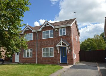 Thumbnail 3 bed semi-detached house to rent in Stanley Park Drive, Saltney, Chester