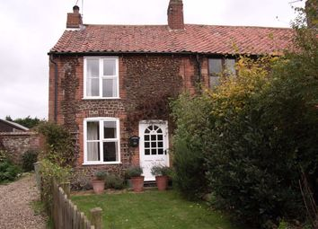 Thumbnail 1 bedroom cottage to rent in Carr Terrace, Docking, King's Lynn