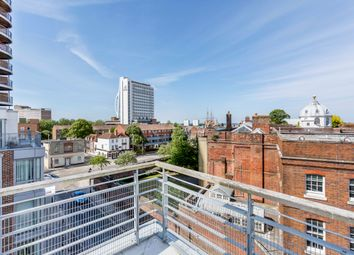 Thumbnail 2 bed flat to rent in Marlborough House, Cross Street, Portsmouth