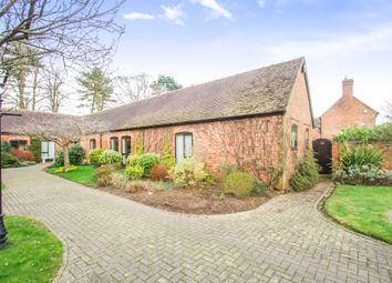 Thumbnail 4 bed barn conversion for sale in Holly Lane, Balsall Common, Coventry
