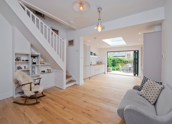Thumbnail 3 bed terraced house for sale in Silvester Road, London